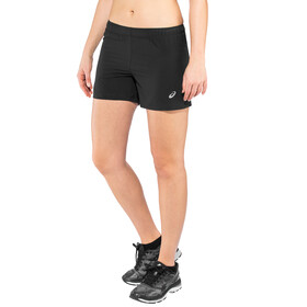 "asics Silver 4"" Shorts Women, performance black"